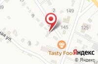 Схема проезда до компании Желаем счастья в Астрахани
