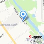 Тамбовское епархиальное управление Русской Православной Церкви на карте Тамбова