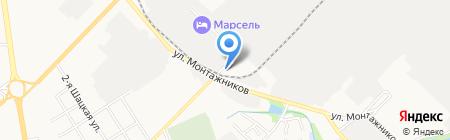 Инфо-Тех на карте Тамбова