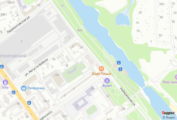 купить квартиру в ЖК ул. Набережная