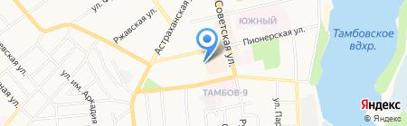 Nuga Best на карте Тамбова