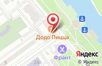 Схема проезда до компании Редакция Газеты «Гала-Клуб» в Тамбове