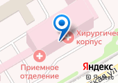 Тамбовское областное бюро судебно-медицинской экспертизы на карте