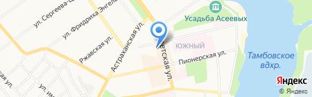 BetСity на карте Тамбова