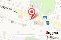 Схема проезда до компании Консиб в Красненькой