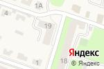 Схема проезда до компании Красное & Белое в Красненькой