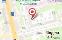 Схема проезда до компании Общественный Клуб Журналистов «Среда» в Тамбове