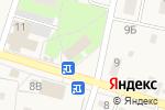 Схема проезда до компании Металкон в Красненькой