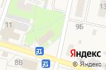 Схема проезда до компании Участковый пункт полиции №24 в Красненькой