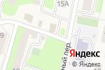 Схема проезда до компании Городок в Красненькой
