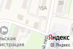 Схема проезда до компании Пантеон-сервис в Красненькой