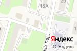Схема проезда до компании Qiwi в Красненькой