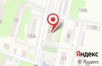 Схема проезда до компании Жилкомсервис в Красненькой