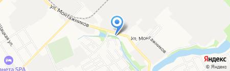 АБОЛмед на карте Тамбова