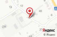 Схема проезда до компании Пиломатериалы в Татаново