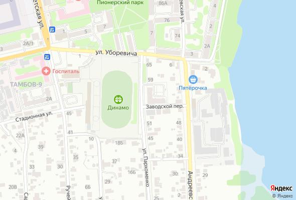 жилой комплекс ул. Пархоменко, 57