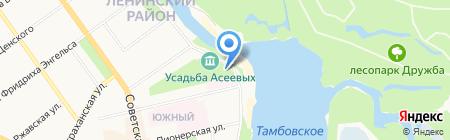 Wedding Day на карте Тамбова