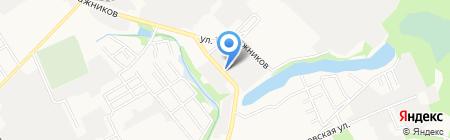 Инфо-Ю на карте Тамбова