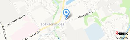 Пункт приема лома черного металла на карте Тамбова