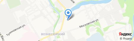 Art Avto на карте Тамбова