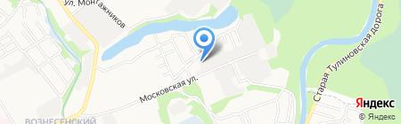 Арка-С на карте Тамбова