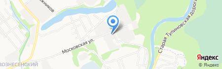 СтройПром на карте Тамбова