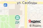 Схема проезда до компании Эксклюзив в Котовске
