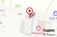 Схема проезда до компании Строительное Управление Донское в Красненькой