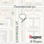Магазин салютов Котовск- расположение пункта самовывоза