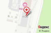 Схема проезда до компании Мир природного камня в Красненькой