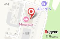 Схема проезда до компании Авторемонтная мастерская на Советской в Красненькой