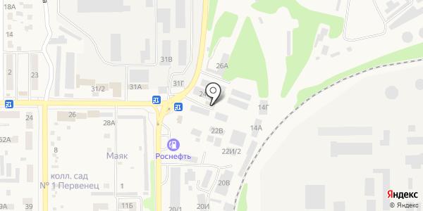 Мыльница. Схема проезда в Котовске