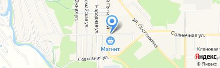 Закусочная на карте Григорьевского