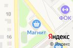 Схема проезда до компании Магнит в Котовске