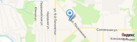 Светлана на карте Григорьевского