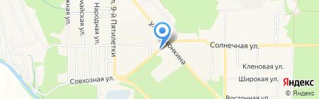 Купец на карте Григорьевского