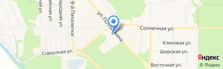 Лидер на карте Григорьевского