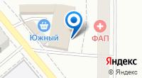 Компания Колесница на карте
