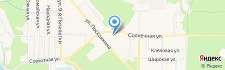 Наш магазин на карте Григорьевского
