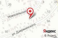 Схема проезда до компании OSA в Иваново
