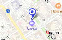 Схема проезда до компании МЕЖШКОЛЬНЫЙ УЧЕБНЫЙ КОМБИНАТ в Сальске