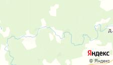 Отели города Красная Ушна на карте