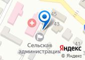 Администрация Тулиновского сельсовета Тамбовского района на карте