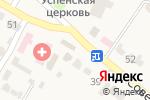 Схема проезда до компании ВИНО-град в Тулиновке