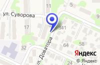 Схема проезда до компании ИЗОБИЛЬНЕНСКАЯ ГИМНАЗИЯ № 19 в Изобильном
