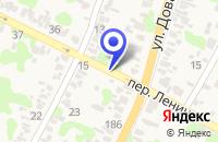 Схема проезда до компании МУП РЫНОК в Изобильном
