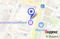 Схема проезда до компании АДВОКАТСКИЙ КАБИНЕТ БУЛАХОВА Н.А. в Изобильном