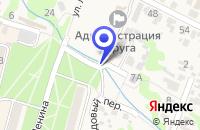 Схема проезда до компании ДЕТСКИЙ САД № 9 в Изобильном
