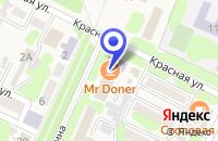 Схема проезда до компании АВОКАТСКИЙ КАБИНЕТ ЯРОШ Г.Н. в Изобильном