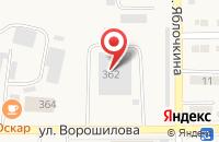 Схема проезда до компании Хлеб Хлебыч в Морозовске